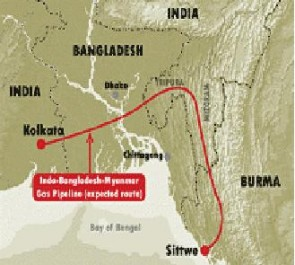The Pipeline That Wasn't: Myanmar-Bangladesh-India Natural Gas Pipeline
